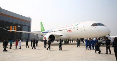 C919-avion-chinois